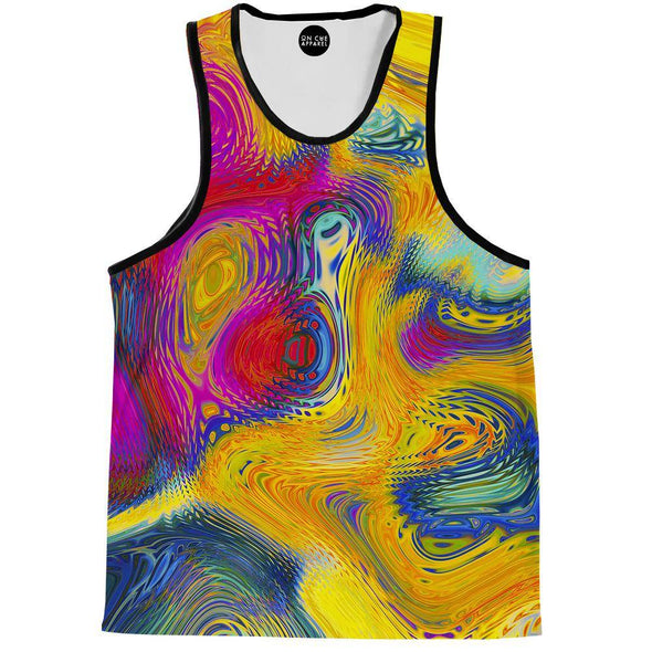 Creative Explosion Tank Top