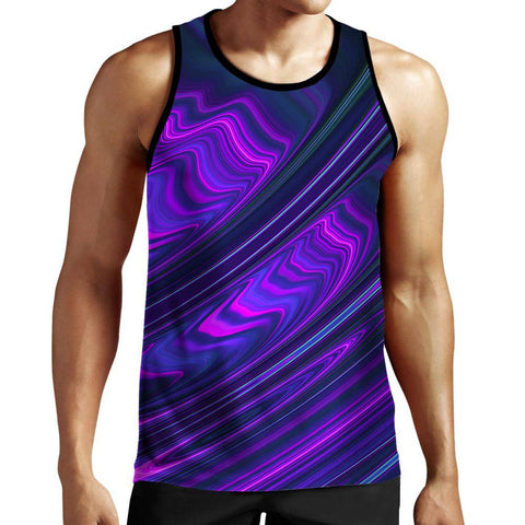 Image of Waves Tank Top