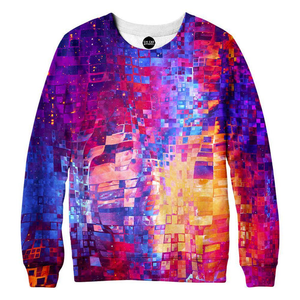 Color Portal Womens Sweatshirt