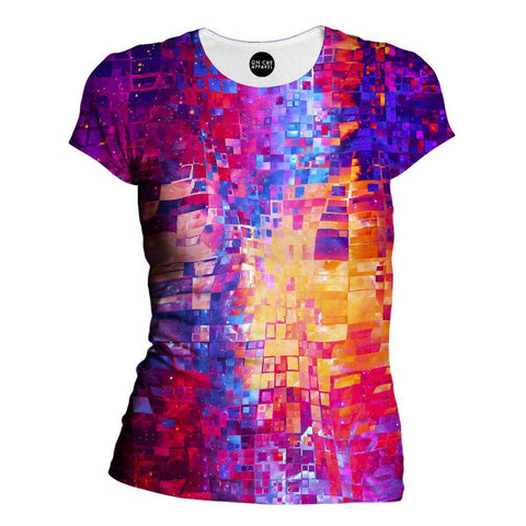 Image of Color Portal Womens T-Shirt