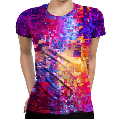 Color Womens T-Shirt