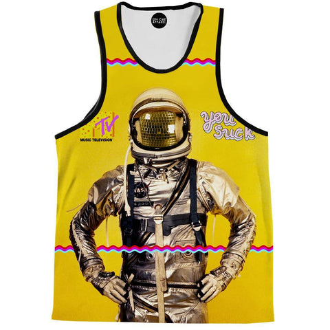Image of 81s Astronaut Tank Top