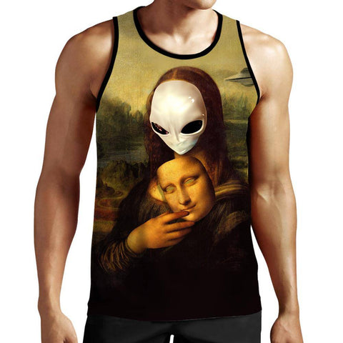 Image of Mona Lisa Tank Top