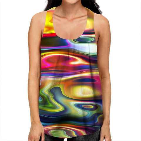 Abstract Racerback