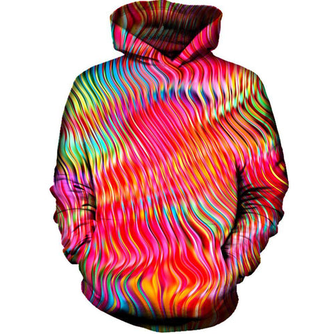 Lost In Color Hoodie