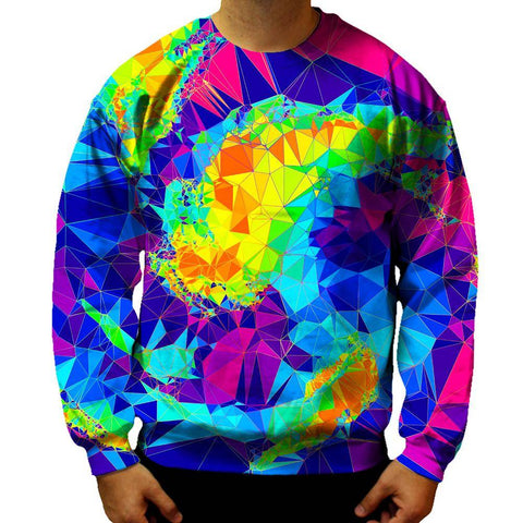 Crystals Sweatshirt
