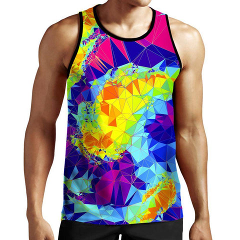 Image of Crystals Tank Top