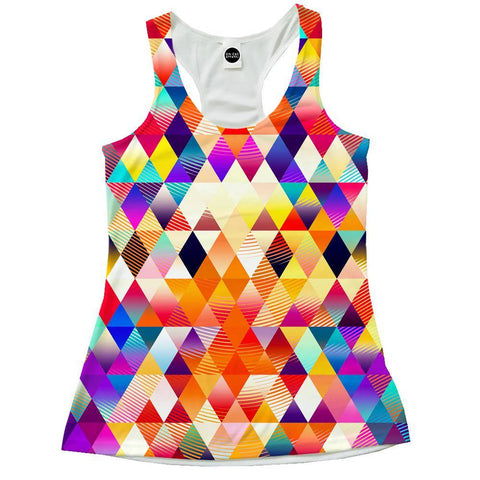 Triangles Racerback