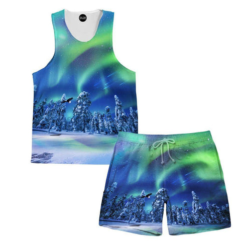 Image of Aurora Borealis Shorts