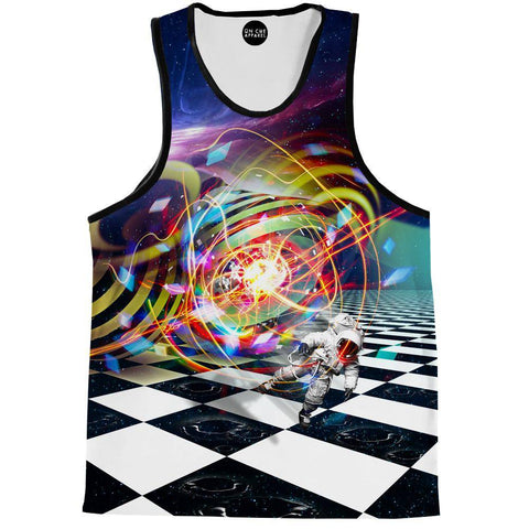 Image of Astronaut Absorption Tank Top