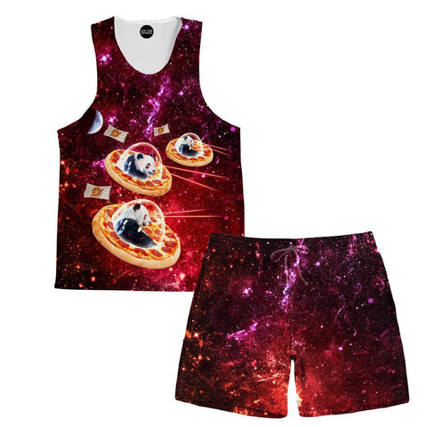 Image of Panda Shorts