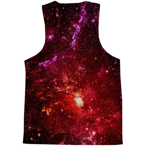 Image of Panda Alien Tank Top