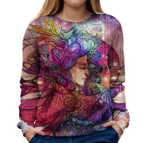Image of Visionary Women Sweatshirt