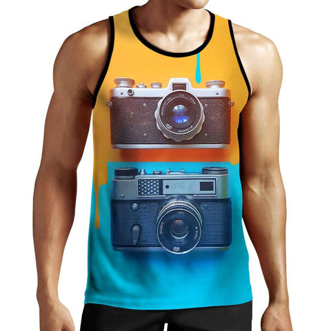 Image of Camera Tank Top