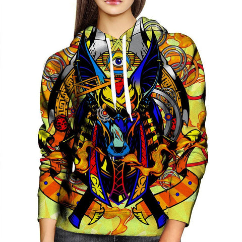 Image of Anubis Womens Hoodie