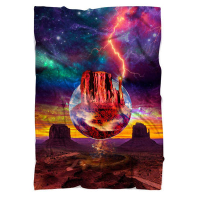 Arizona Horseshoe Bend Blanket