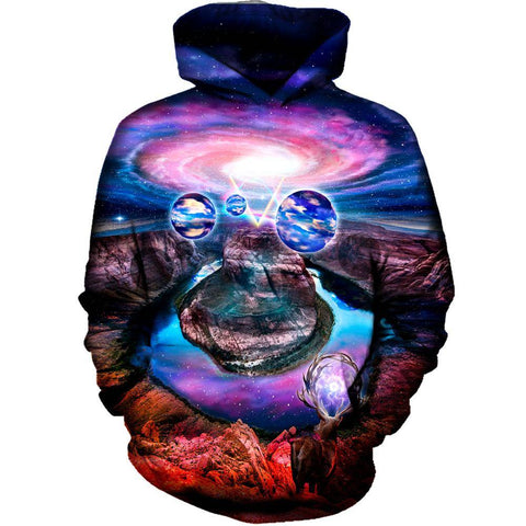Image of Arizona Horseshoe Bend Hoodie