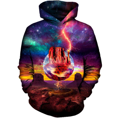 Image of Monument Valley Hoodie