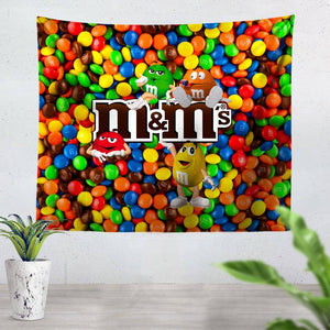 M&Ms Tapestry