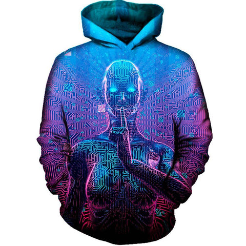 Image of Artificial Secrets Hoodie