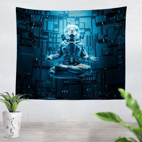 Robot Tapestry