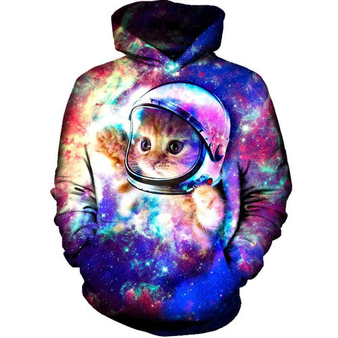 Image of Kitty Hoodie