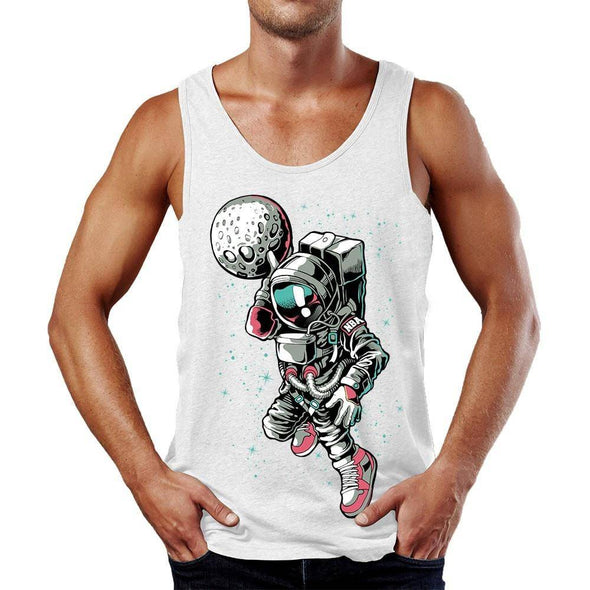 Astronaut Dunk Tank Top