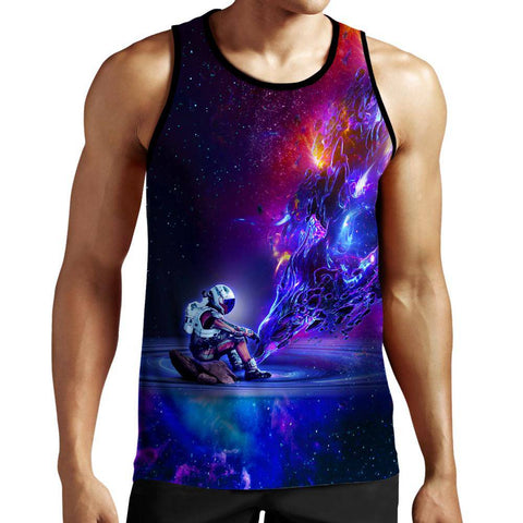 Image of Astronaut Tank Top