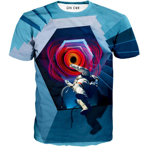 Into The Unknown Astronaut T-Shirt