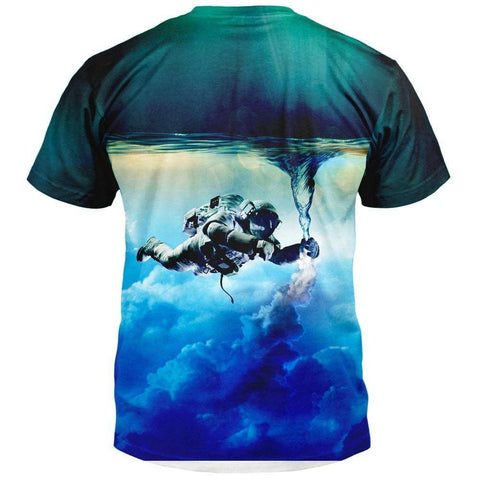 Astronaut Force T-Shirt