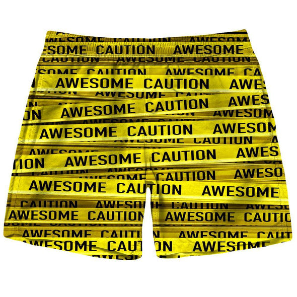 Caution Shorts