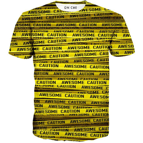 Image of Caution T-Shirt