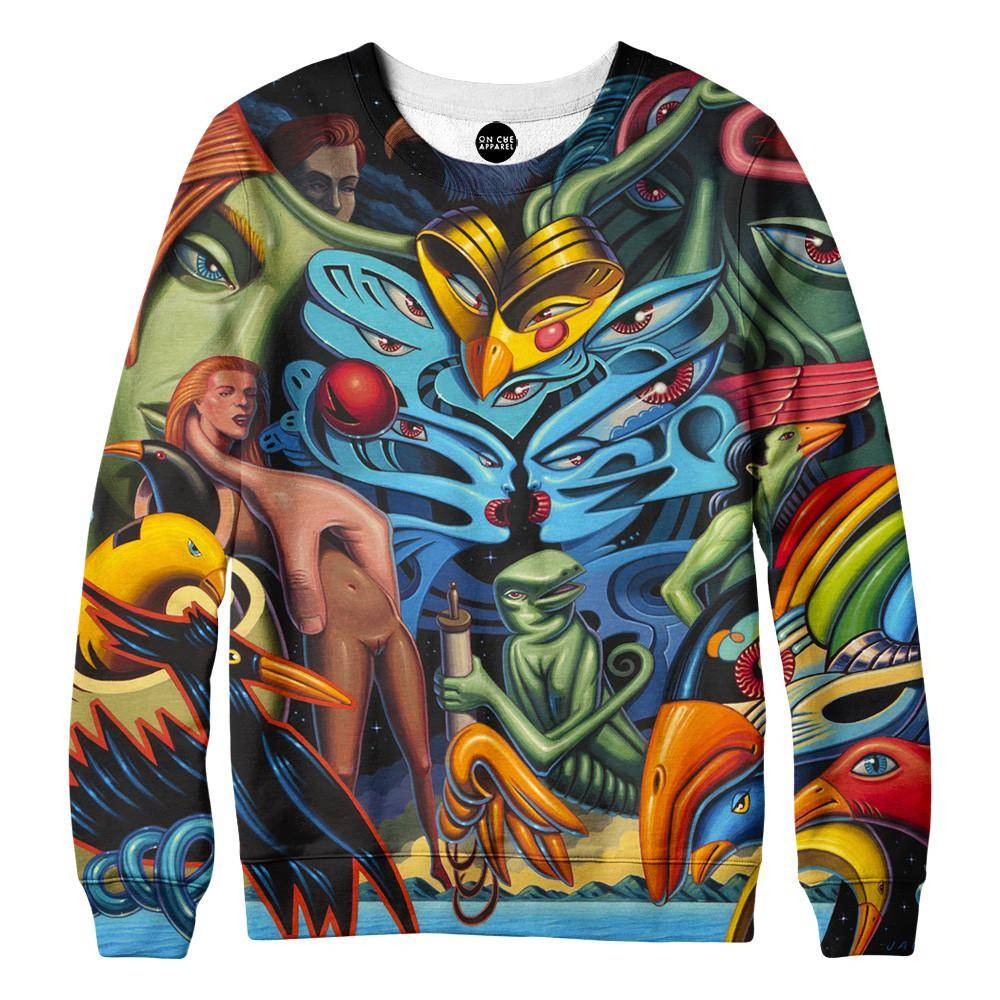 Bird Brain Sweatshirt