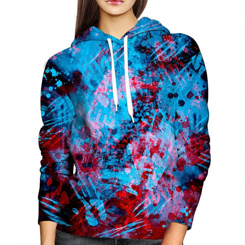 Image of Blood Womens Hoodie