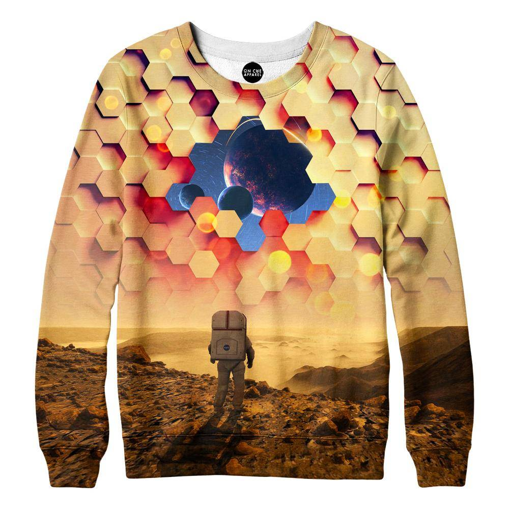 Astronaut Barrier Sweatshirt