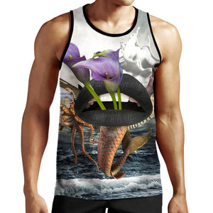 Behind And Beyond Tank Top