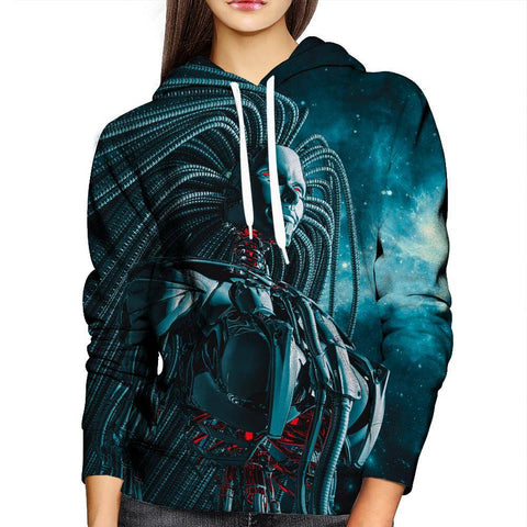 Image of Beryllium Princess Womens Hoodie