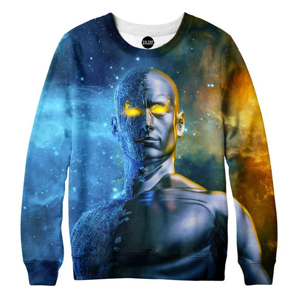 Between A Rock And A Hard Space Sweatshirt
