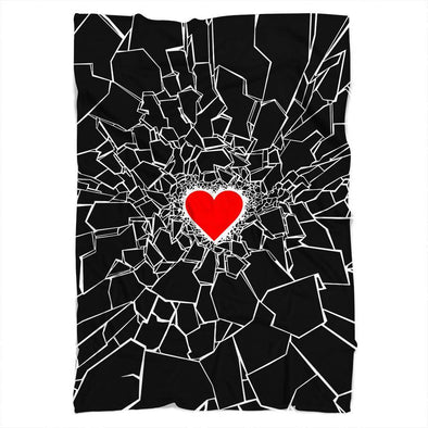 Heartbreak Blanket