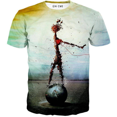 Image of Artistic t-Shirt