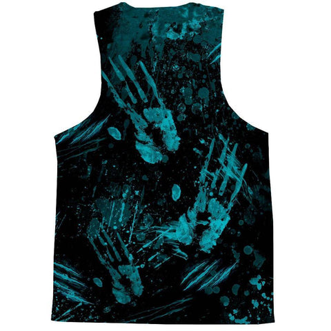 Blue Blood Tank Top
