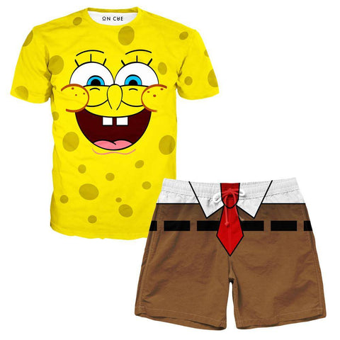 Image of Spongebob Outfit