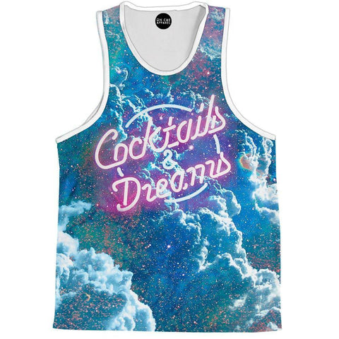 Image of Clouds Tank top