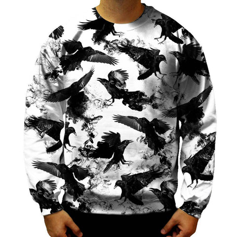 Image of Crows Sweatshirt