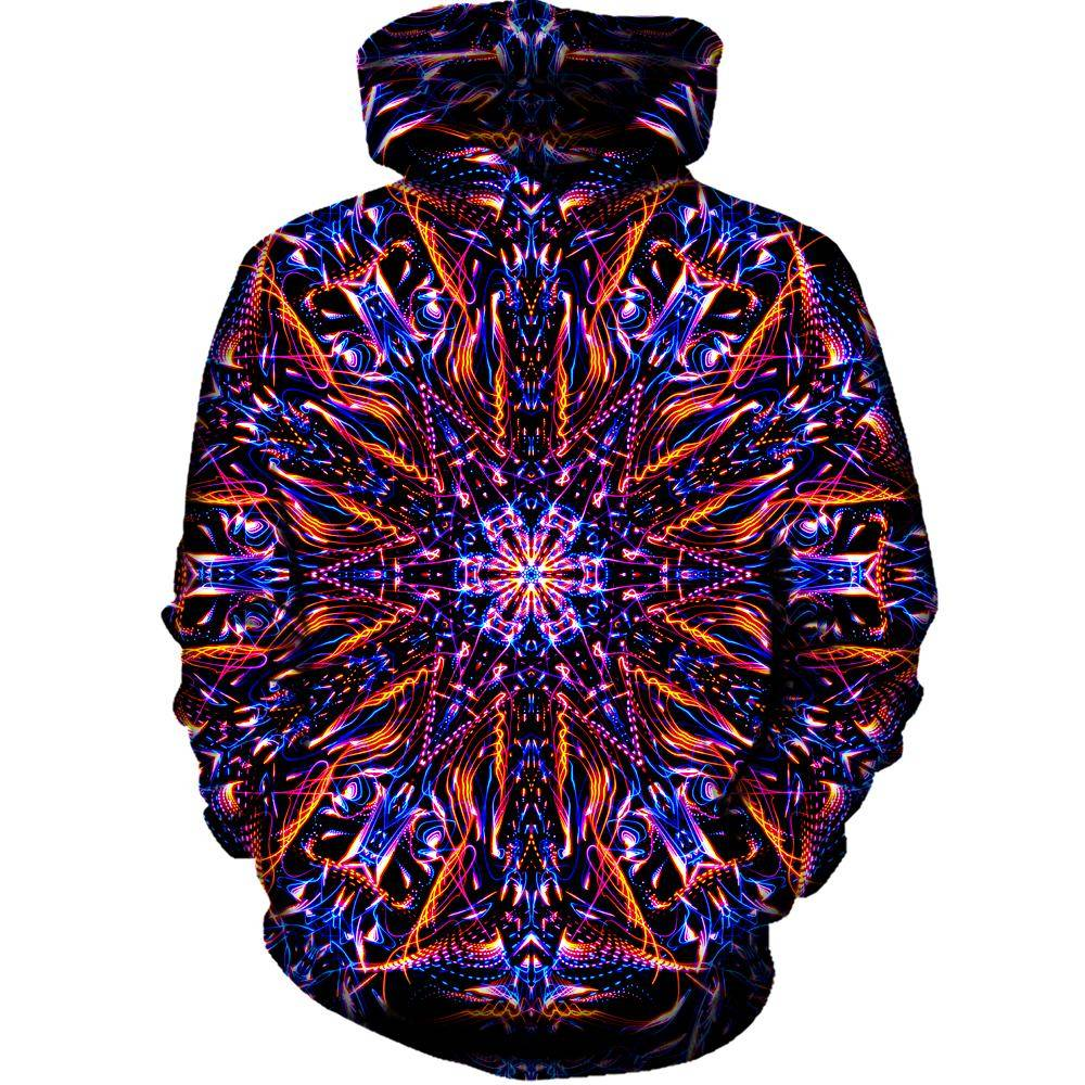 Abstract Design Womens Hoodie