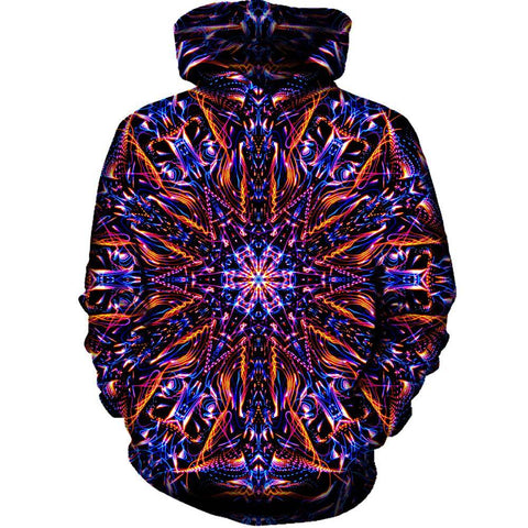 Image of Abstract Design Womens Hoodie