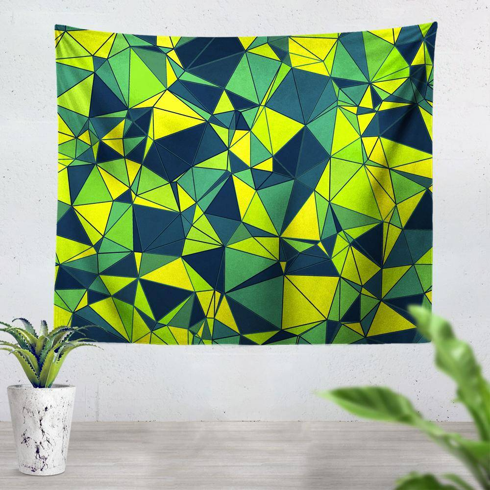 Triangles Tapestry