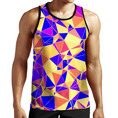 Image of Triangles Tank Top