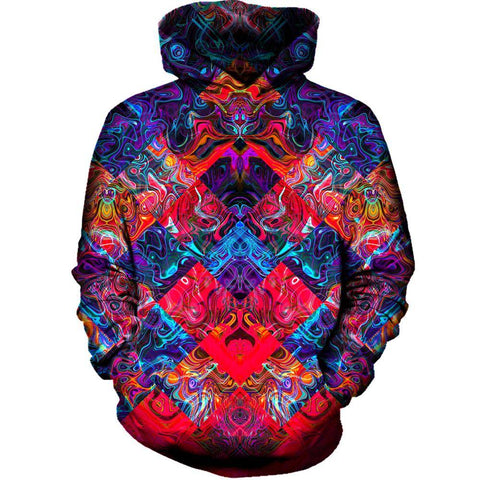 Image of Unexplained Womens Hoodie