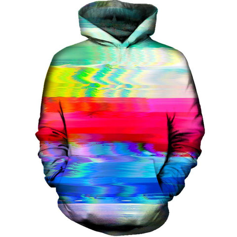 Thick Lines Hoodie